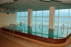 Island Tower indoor pool
