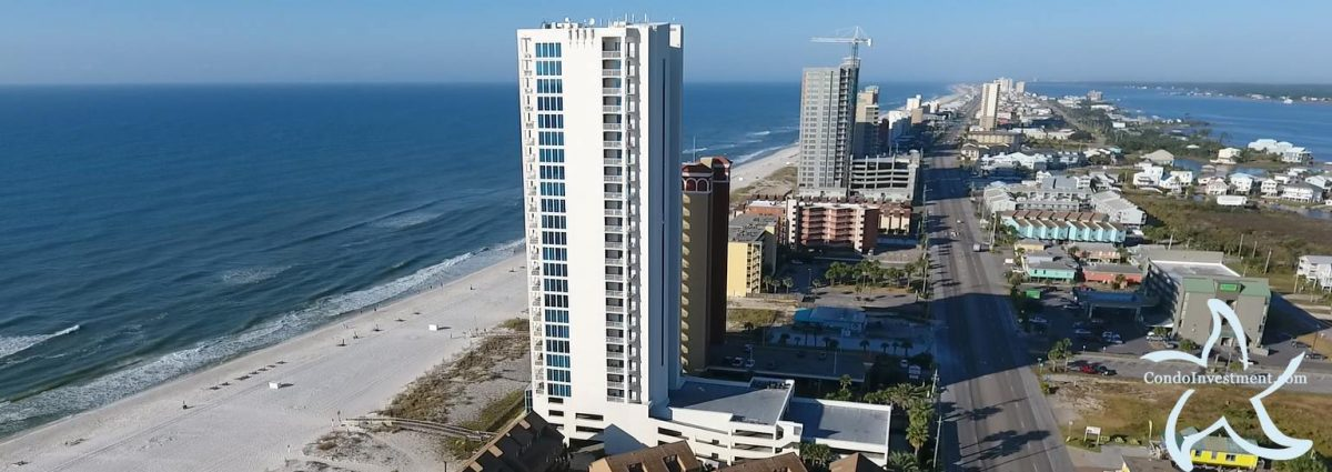Island Tower in Gulf Shores